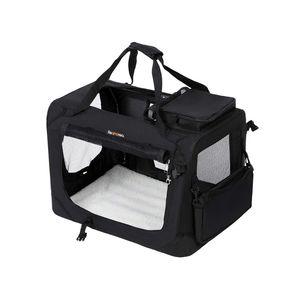 Medium Black Pet Carrier