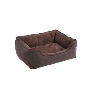 Washable Plush Dog Bed
