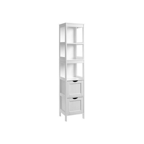 Tall Bathroom Cabinet Storage, Tall Bathroom Shelving Units