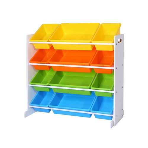 4 Colours Toy Box