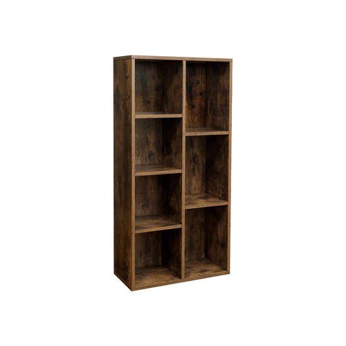 7 Compartment Bookcase