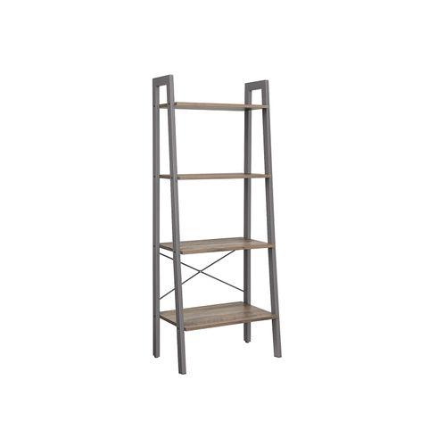 4 Levels Ladder Shelf