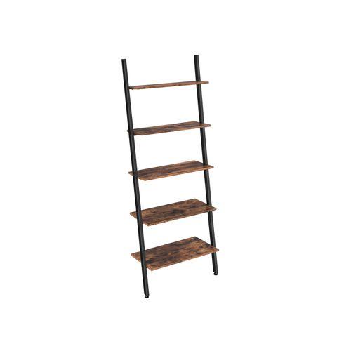 5-Tier Ladder Bookcase