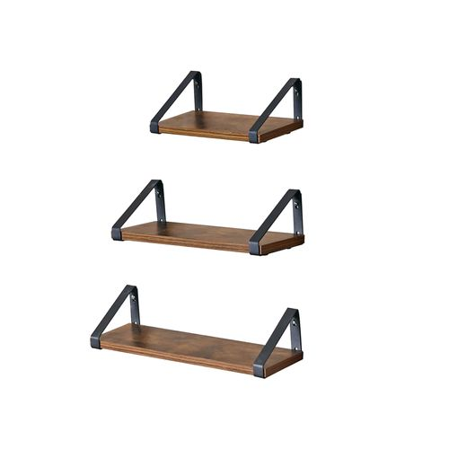 Floating Display Shelf Set