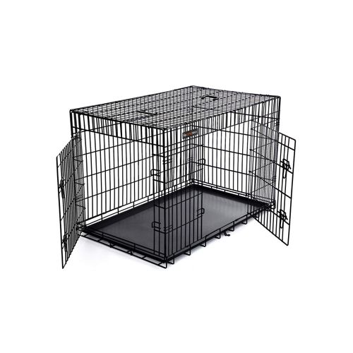 Folding Metal Puppy Cage