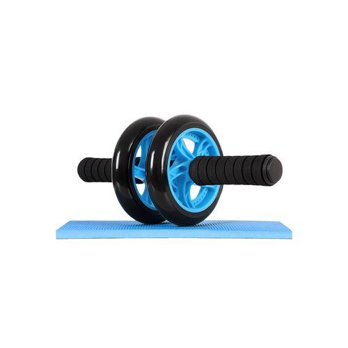 Blue Abdominal Roller