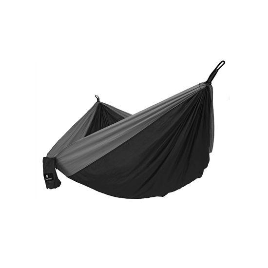 Black Grey Camping Hammock