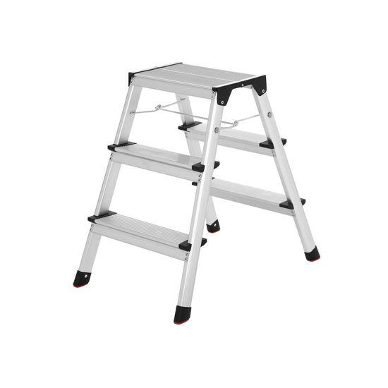 Alu Step Ladder