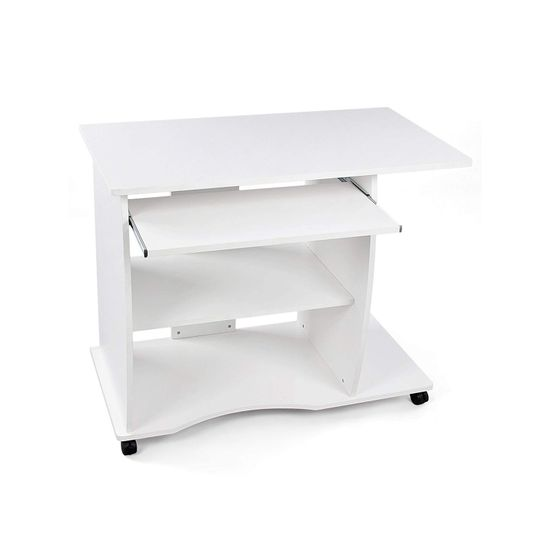 Movable Workstation Computer Desk