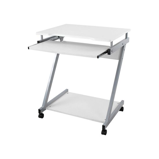 Z-Shaped Computer Desk