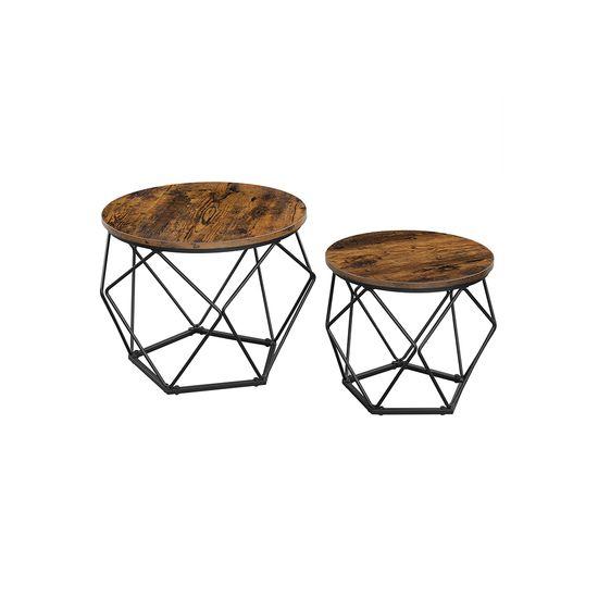Rustic Brown Coffee Tables