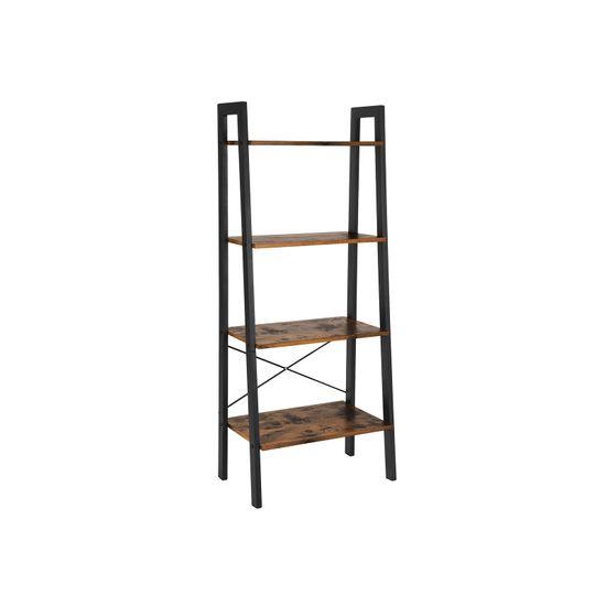 4 Tiers Ladder Shelf