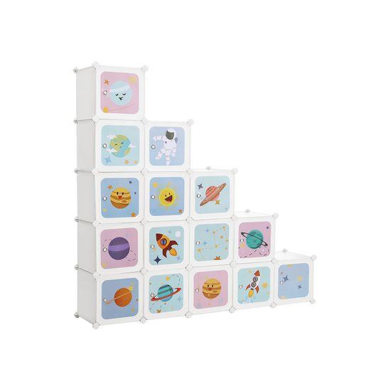 Organiser Cabinet for Kids