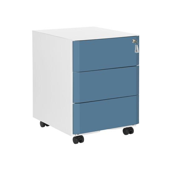 Lockable Mobile File Cabinet