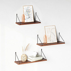 Wall Shelves Set