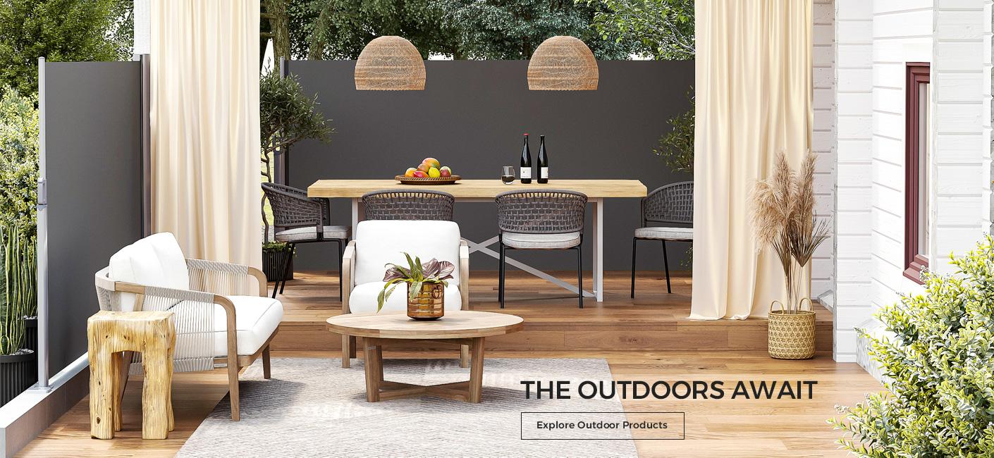 Outdoor & Garden Index Banner