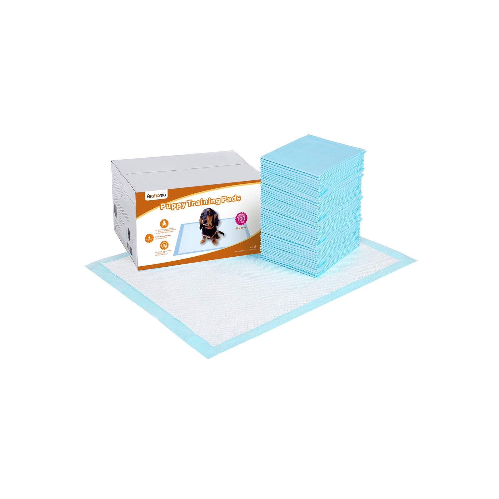 FEANDREA Pet Training Pads