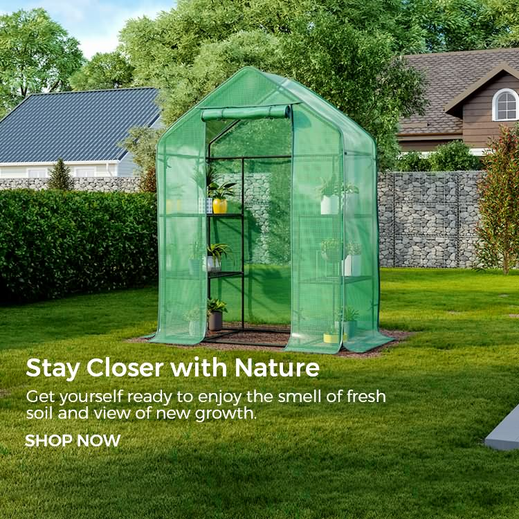 Stay Closer with Nature